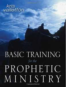 Basic Training Fo Prophetic Ministry