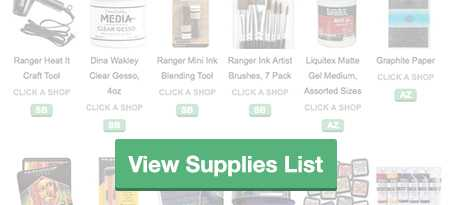 Deeper Still supply list