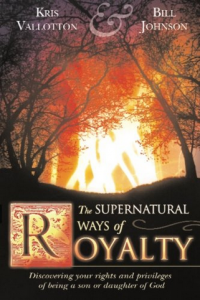 supernatural ways of royalty