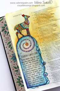Psalm+18.25-36-Bible+Journaling-Valerie+Sjodin
