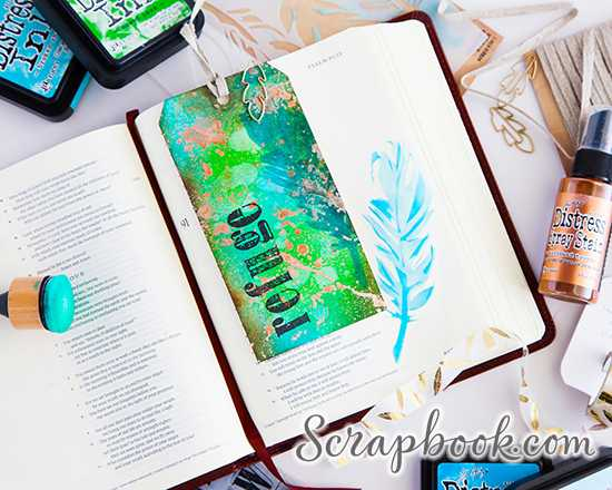 Inspired Faith: Art Journaling In Your Bible with Rebekah R Jones