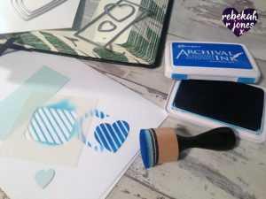 Umbrella Crafts Bible Bookmark