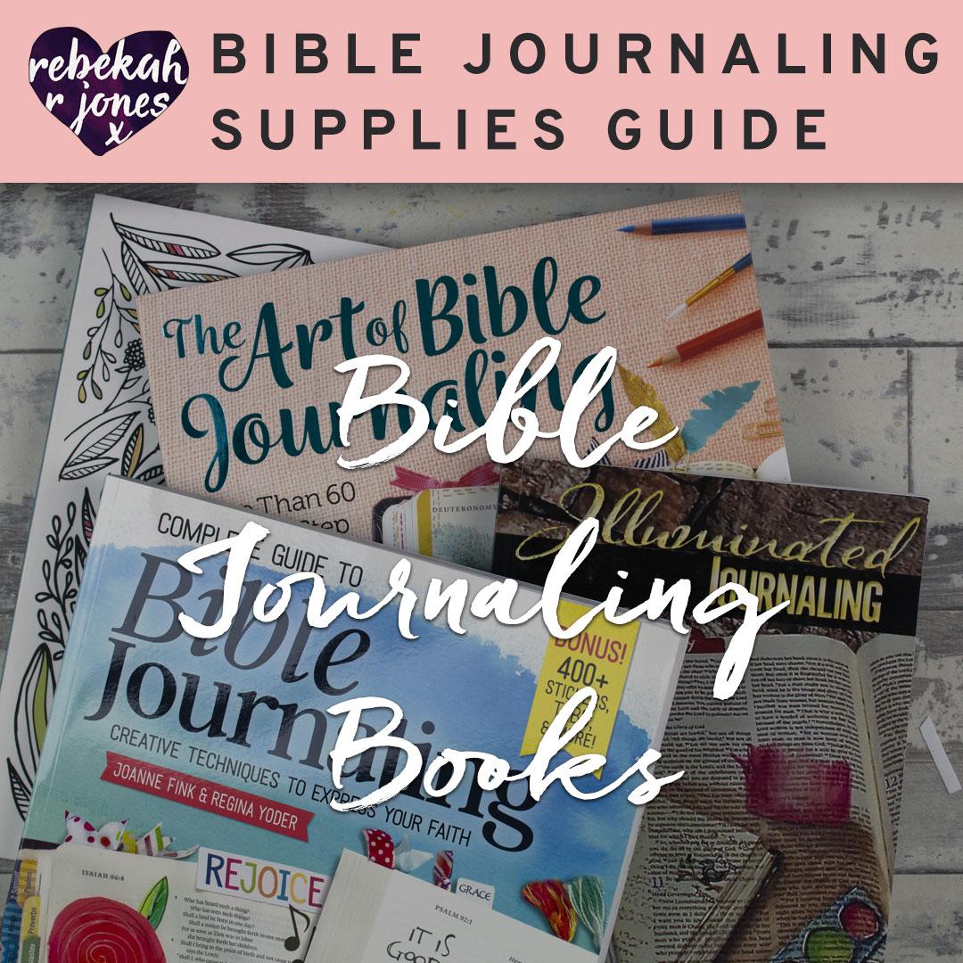 Bible Journaling Books